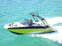 COME TRY OUT THE NEW 195 AND 215 SCARAB JET BOATS AT