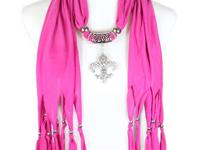 SCARF JEWELRY NOW IN ....JEWELRY AND SCARF OVER 12