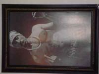 I have a nice scarface and 2pac picture for sale, if