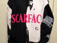 THIS IS AN AWESOME JACKET FOR THE SCARFACE FAN OR