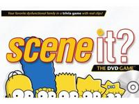 Scene It? The Simpsons DVD Game $15 Almost NEW, the