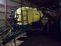 Schaben 6500, one owner, first used in 2008, Raven 440,