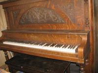Schaeffer Piano. Remarkable household piano. This