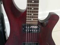 Offering:.  Schecter Diamond Deluxe 006 guitar. Nearly