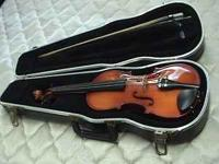 "scherl & roth 12"" violin model #r401e124.. in hard case"