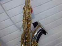 We have for sale a Schill Tenor Saxophone with case for