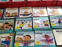 Scholastic collection of mini books great for ages 4-7.