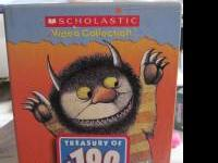 I have the Treasury of 100 Storybook Classics. It