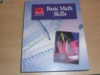 i have a good school basic math skills book you can