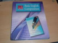 i have a good condition school book basic english