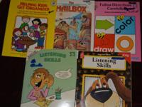 School Books. Great for Teacher and Homeschooling. None