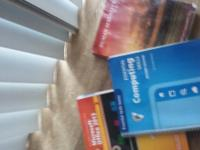 2 books for sale. For students attending lane community