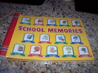 School Memories book--still in shrink-wrap...asking $5