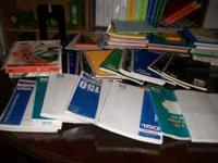 I have lots of notebook paper, and composition books
