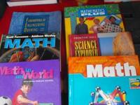 Lots of Great School Books - for In-Home-Tutoring -for