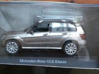 Schuco 1:43 Mercedes - Benz Glk Sport Silver with Black