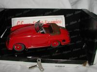 Schuco Classic Examico Red Porsche ART NR # 01370 Made