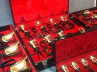 Type: Octaves 37 Bells SCHULMERICH HANDBELLS. THEY HAVE