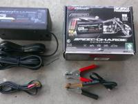 Schumacher Automatic Battery Charger SEM-1562A 6V and
