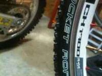 SCHWALBE ROCKET RON CYCLECROSS TIRES THESE ARE NEW