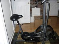 The Schwin Airdyne Evo Comp includes a comprehensive