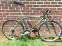 Up for sale is this Schwin Moab Mountain Bike. I'm not