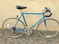 Up for sale I have a vintage Schwinn Le Tour road bike.
