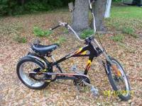 Schwinn Orange County Chopper Stingray. Call Dave
