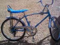 Schwinn 1967 Rams Horn 5 speed bike $700.00 if