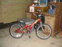 "Schwinn 20"" Bumin Rubber Bike. Asking #30.00/OBO Call"