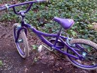 Gently used and with a lot of fun left a Schwinn 20""