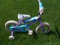 "Good condition,Schwinn 20"" Starlet $45.00 & Mongoose"