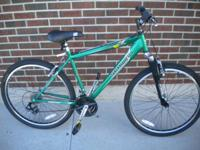 "Schwinn ""High Timber"" Mountain Bike with front"