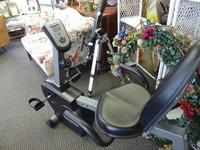 Schwinn 215p staionary exercise bike Thank you for
