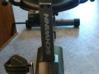 This is an excellent condition recumbent bike. Used