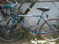"Schwinn 26"" 1979 collegiate sport 10, good shape. $30."