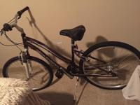 Selling my Schwinn bicycle- like new. It was purchased