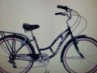 I have a really great bike for sale 26 inch womans