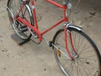 1975 Schwinn 5 speed bicycle.All original parts and