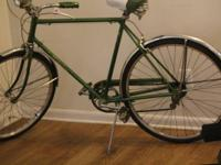 Classic mint condition 5 speed Schwinn cruiser ,