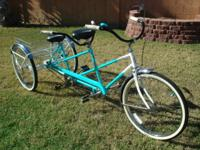 This is one of a kind, 1966 Schwinn single speed custom