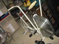 Schwinn Air Dyne ErgoMetric Exercisor 200 or best