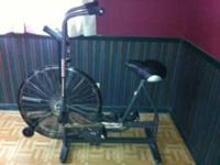 Schwinn Airdyne Bike. commercial grade like you see in