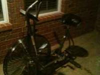 Brand new Schwinn Airdyne exercise bike. Paid $678.00