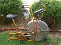 Here is a nice used Schwinn airdyne bike. This is