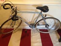 Beautiful World Tour Schwinn,12 speeds,Shimano gears