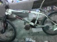 Have a bmx bike for sale. Paid 200$ for it ten years