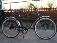 GREAT COLLECTOR Schwinn bike: * Boy's beach cruiser,