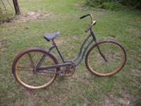 schwinn bicycle $75.00 O.B.O. CELL  If no answer leave