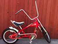 Hey Everyone: Selling my dad's retro Schwinn StingRay.